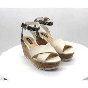 Nine West Dureen Platform Wedge Sandals Women's